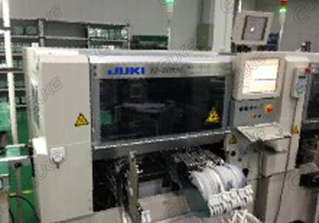 JUKI2070M二手贴片机