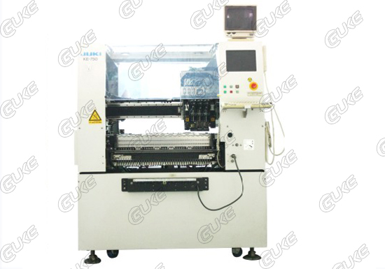 juki750贴片机