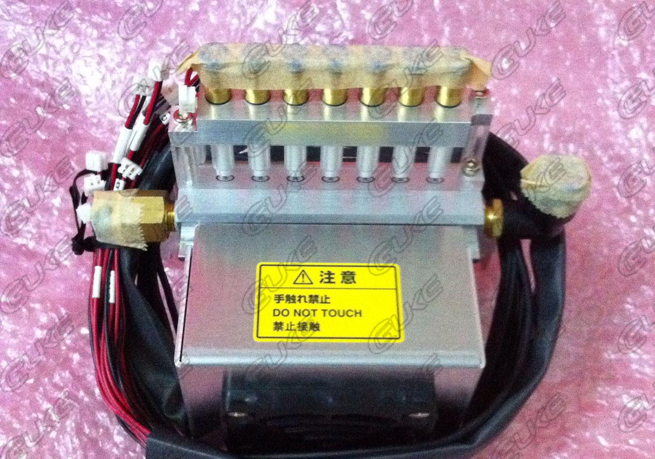 JUKI2080电磁阀
