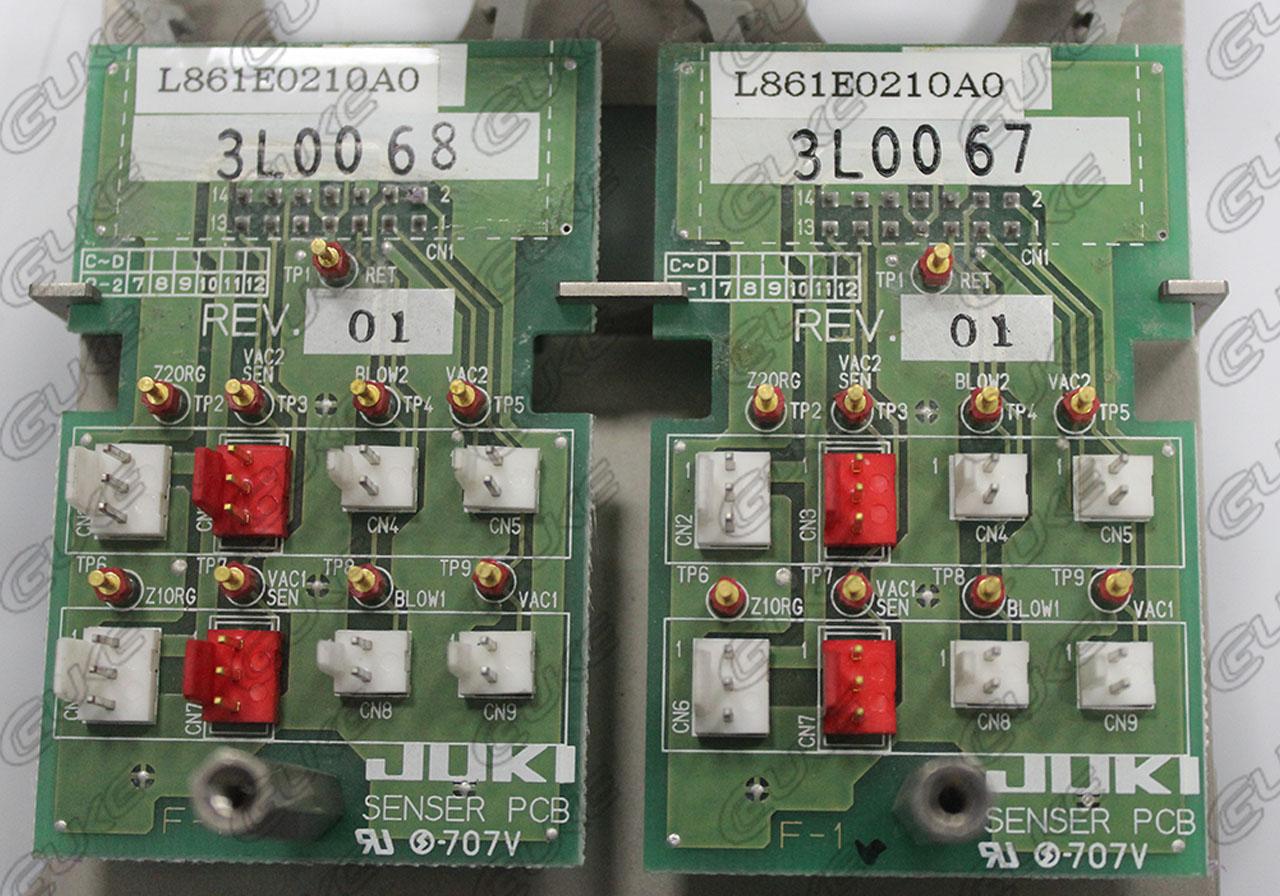 FX-1电磁阀小板