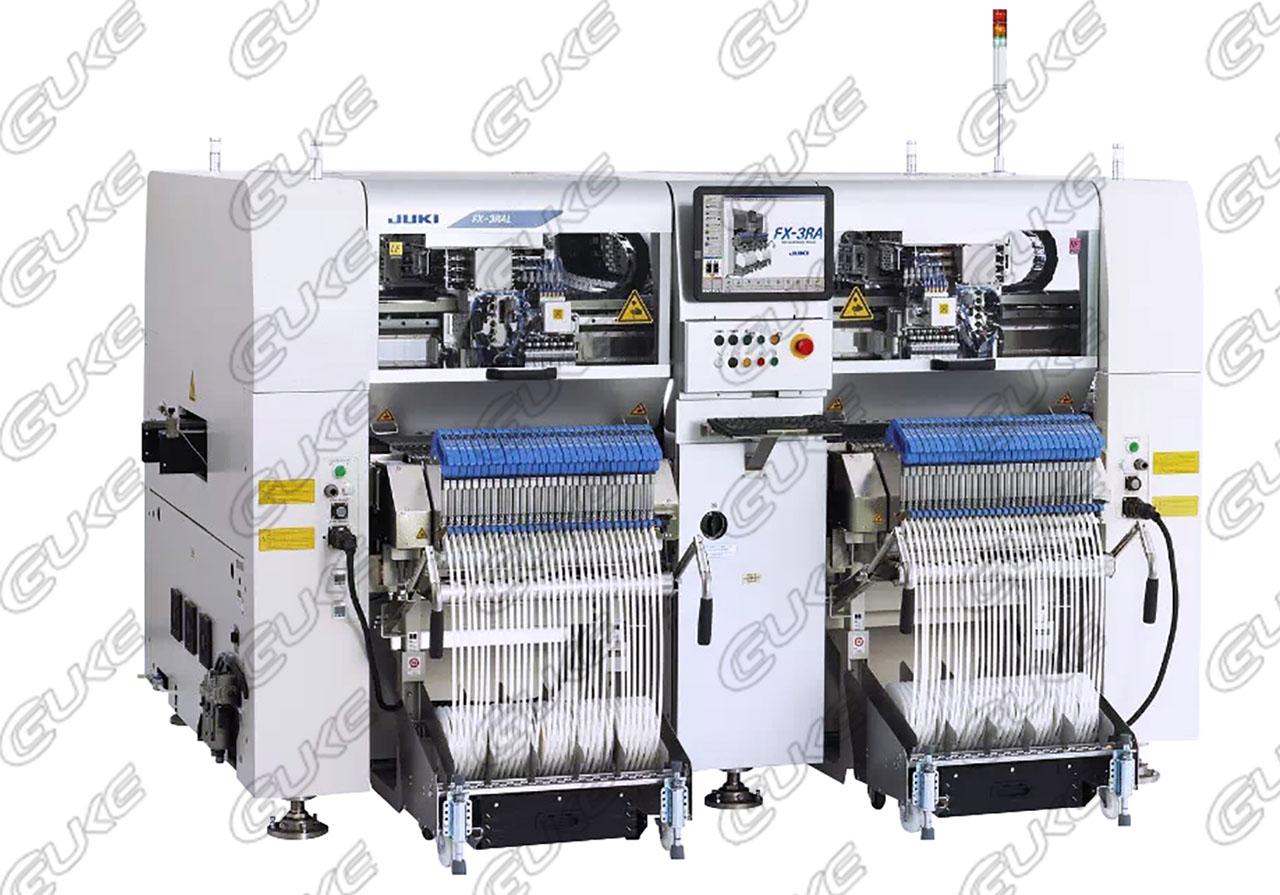 JUKI FX-3RAL贴片机
