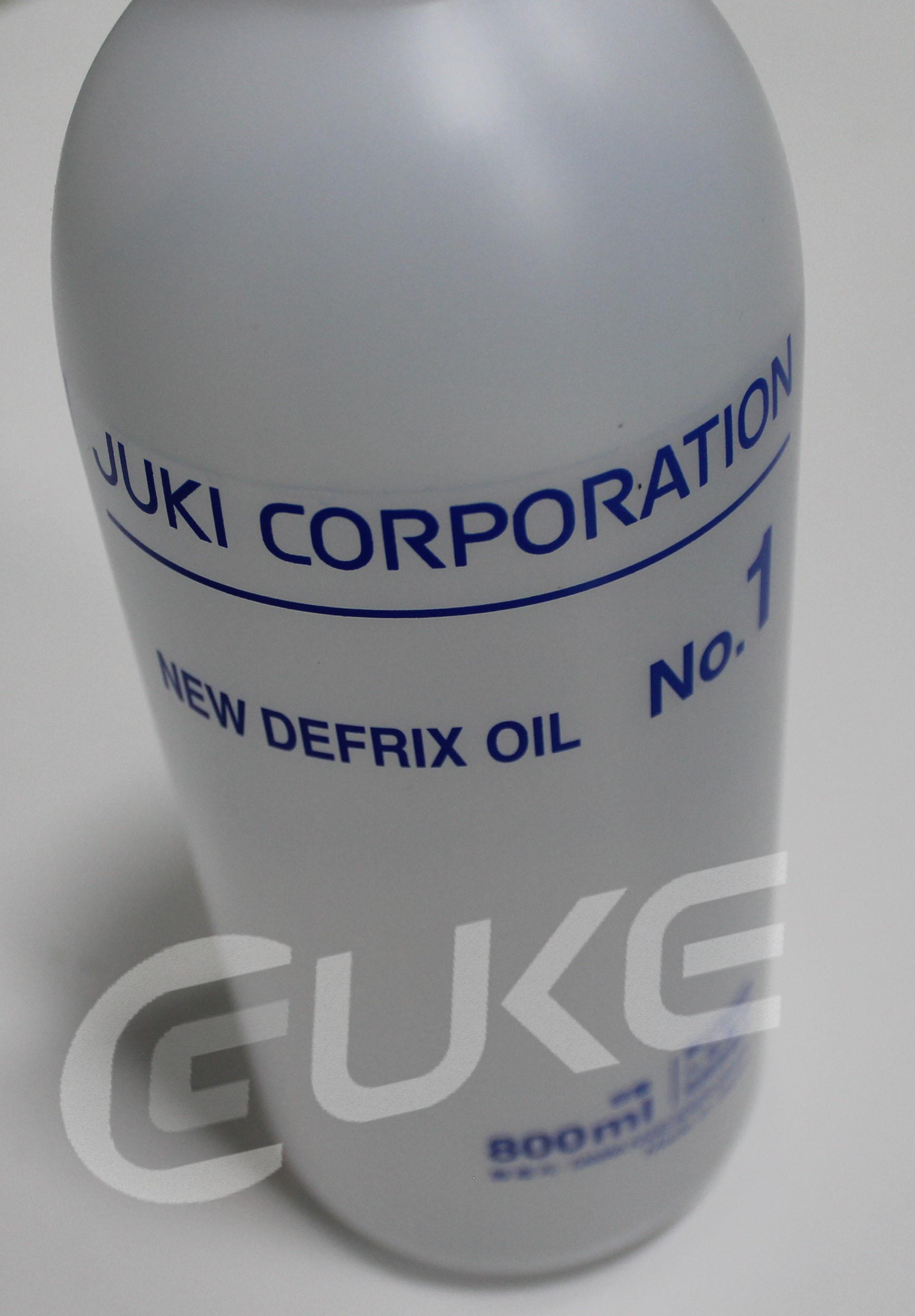 JUKI一号油